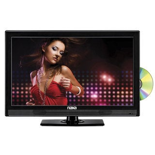 Naxa NTD-1554 16-inch LED 1080i Digital HDTV with DVD Player