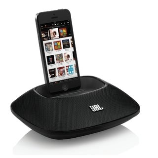 JBL OnBeat Lightning Connector Black Micro Speaker Dock
