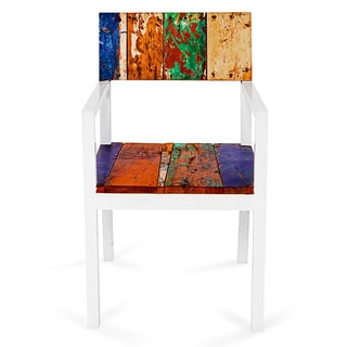 Neptune Reclaimed Wood Dining Chair