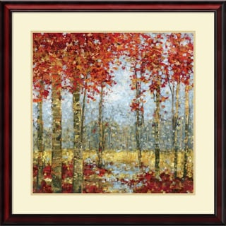 Carmen Dolce 'Into the Light II' Framed Art Print 33 x 33-inch