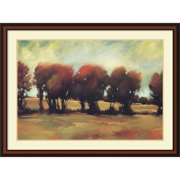 Greg Stocks 'Storm Swept' Framed Art Print 43 x 32-inch