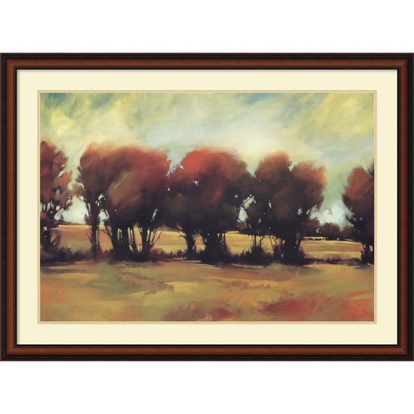 Greg Stocks 'Storm Swept' Framed Art Print 43 x 32-inch