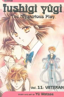 Fushigi Yugi 11 (Paperback)