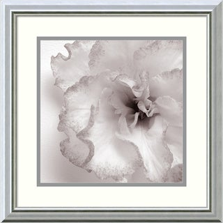 JK Driggs 'Blossom [Two]' Framed Art Print 18 x 18-inch