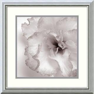 JK Driggs 'Blossom [Two]' Framed Art Print 18 x 18-inch