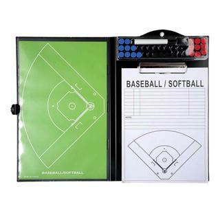 Franklin Sports MLB Multifunction Baseball Coach's Clipboard