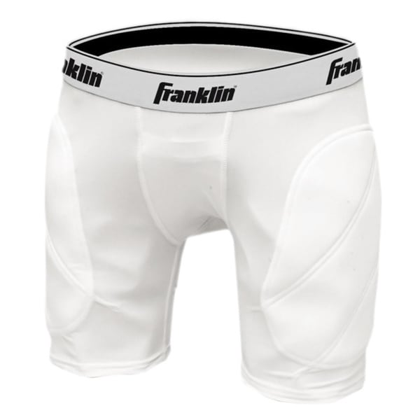 Franklin Sports Youth Medium Baseball Sliding Shorts