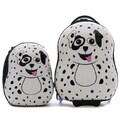 Cuties & Pals Children's Pupster Dalmatian Hardside Luggage Set