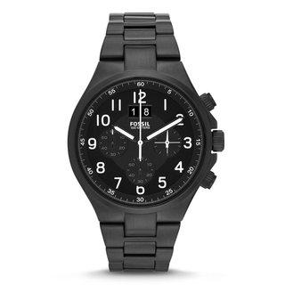 Fossil Men's CH2904 Qualifier Analog Quartz Black Watch