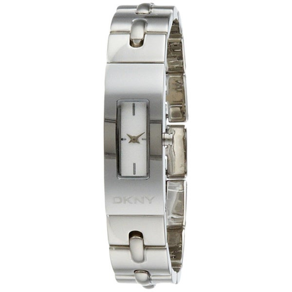 DKNY Women's NY2138 Astoria Stitched Stainless Steel Watch