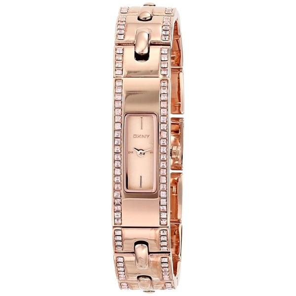 DKNY Women's NY2176 Beekman Rose Gold Watch