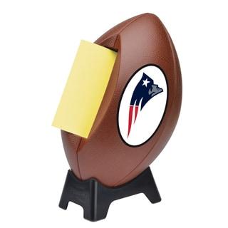New England Patriots Post-it Notes Football Dispenser