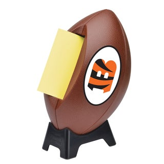 Cincinnati Bengals Post-it Notes Football Dispenser
