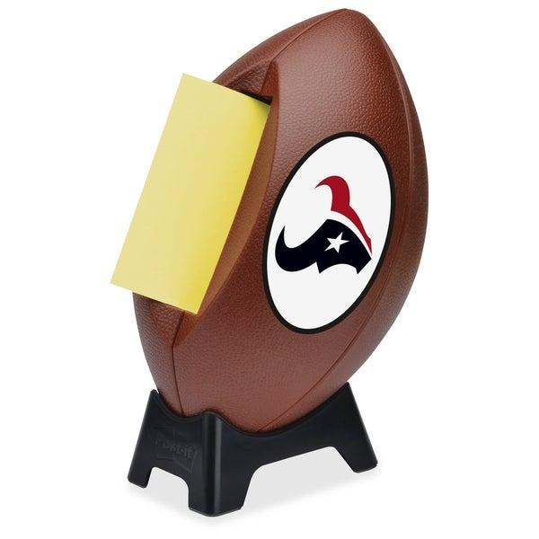 Houston Texans Post-it Notes Football Dispenser