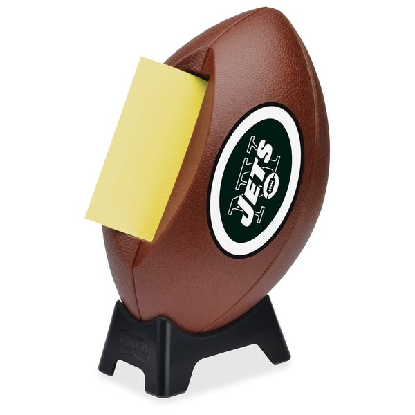 New York Jets Post-it Notes Football Dispenser