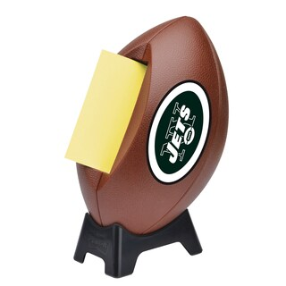New York Jets Post-it Notes Football Dispenser