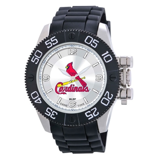 Game Time St. Louis Cardinals MLB Men's Beast Watch