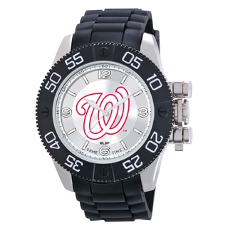 Game Time Washington Nationals MLB Men's Beast Watch