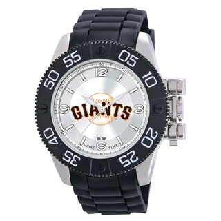 Game Time San Francisco Giants MLB Men's Beast Watch