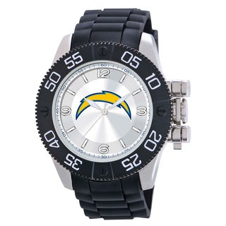 Game Time San Diego Chargers NFL Men's Beast Watch
