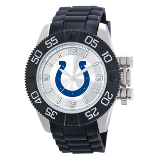 Game Time Indianapolis Colts NFL Men's Beast Watch