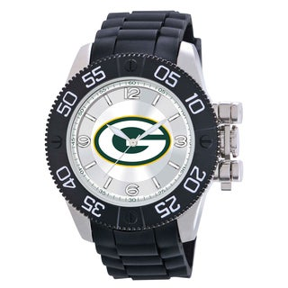 Game Time Green Bay Packers NFL Men's Beast Watch