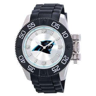 Game Time Carolina Panthers NFL Men's Beast Watch