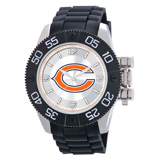 Game Time Chicago Bears NFL Men's Beast Watch