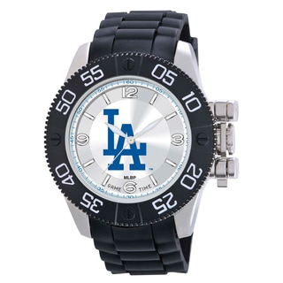 Game Time Los Angeles Dodgers MLB Men's Beast Watch