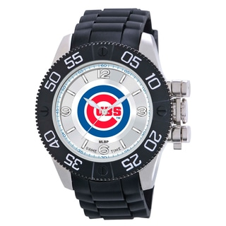 Game Time Chicago Cubs MLB Men's Beast Watch