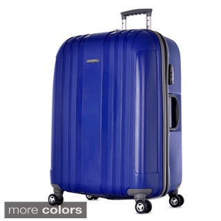 Olympia Tank 30-inch Polypropylene Hardside Spinner Upright