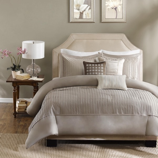 Madison Park Channing 6 Piece Duvet Cover Set 16349280