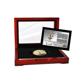 San Antonio Spurs 2014 NBA Finals Champions Two-tone Mint Coin