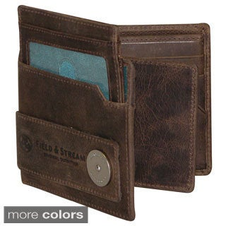 Field & Stream Ogden ID Convertible Thinfold Wallet