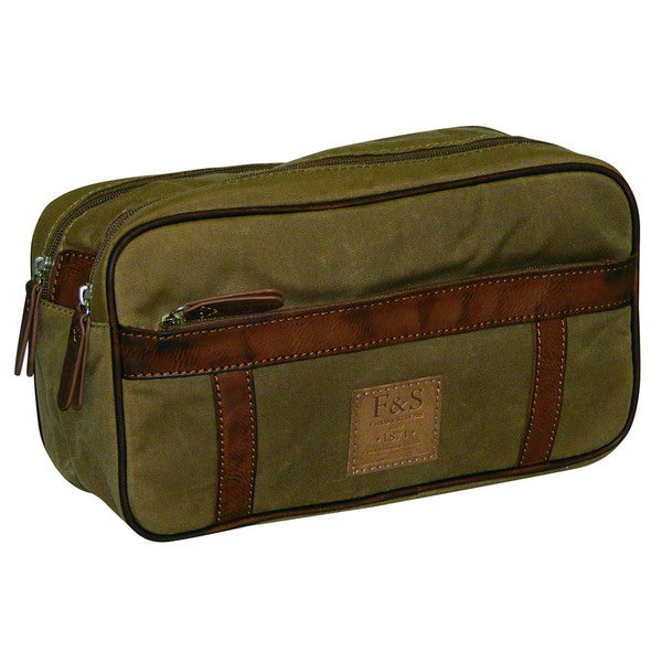 Field & Stream Huntington Double-zip Travel Kit