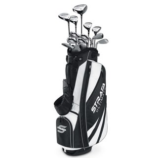 Callaway Strata Ultimate 18-piece Men's Golf Set