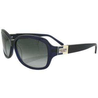 Kate Spade Women's Annika X00 Navy Sunglasses