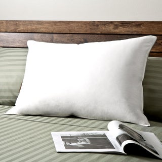 Dream Naturally Wool/ Down Blend Temperature Regulating Pillow
