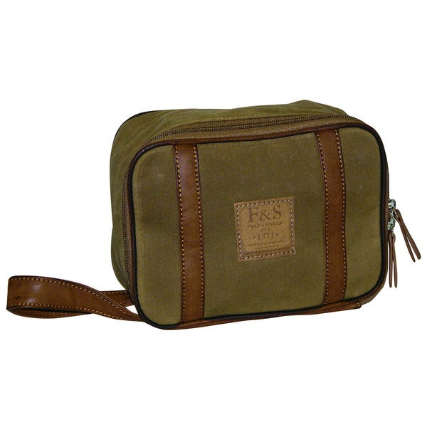Field & Stream Huntington Top Zip Travel Kit