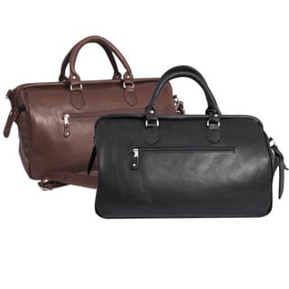 Heritage 18-inch Leather Duffel Bag