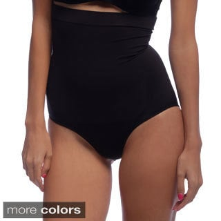 Body Beautiful Women's Seamless High-waist Brief Bottom Shaper
