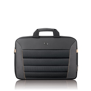 Solo Pro Collection 16-inch Slim Laptop Briefcase