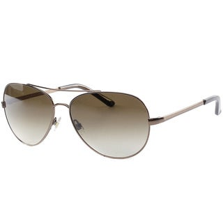 Kate Spade Women's Avaline 0P40 Brown Aviator Metal Sunglasses