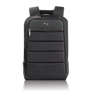 Solo Pro 15.6-inch Laptop Backpack with Tablet Pocket