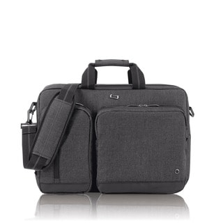 Solo Urban Convertible 15.6-inch Laptop and Tablet Backpack/ Briefcase