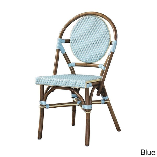 Paris Bistro Chairs Set Of 2 16349508 Overstock Com