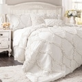 Lush Decor Avon 3-piece Comforter Set