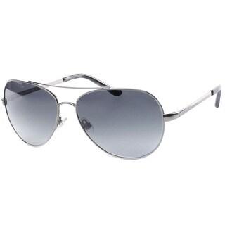Kate Spade Women's Avaline 6LB Ruthenium Aviator Metal Sunglasses