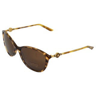 VE4251 96773 Spotted Havana by Versace for Women - 57-17-140 mm Sunglasses