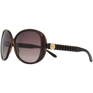 Marc Jacobs Women's MMJ 364/S 06S0 Opal Brown Plastic Fashion Sunglasses